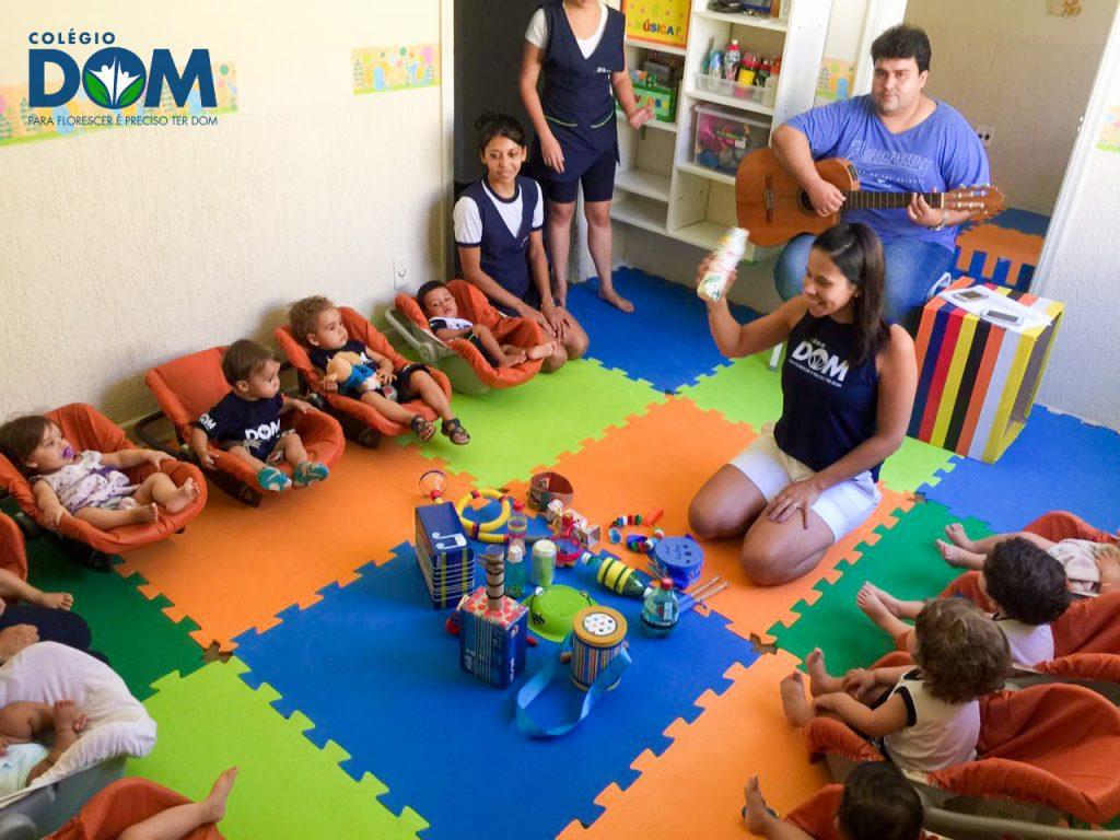 Colegio_Dom_projeto_de_musica_ciranda-cirandinha